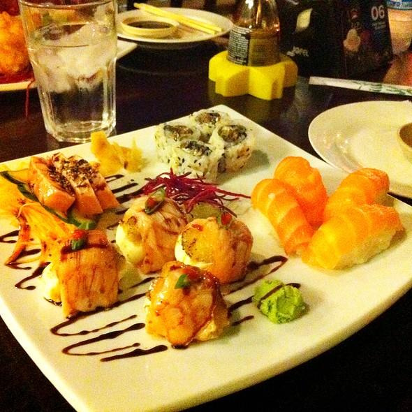 Combinado Executivo @ Monte Fuji Sushi Grill