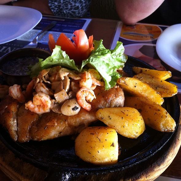 Sugestão Diário Do Nordeste @ Restaurante Rei Dos Mares