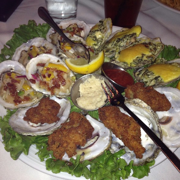 Oysters - BakerStreet, Fort Wayne, IN