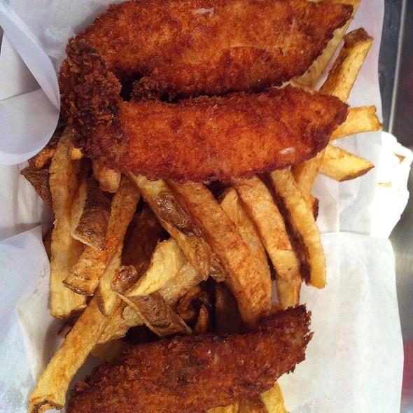 Fish & Chips @ Jack's Fish Spot