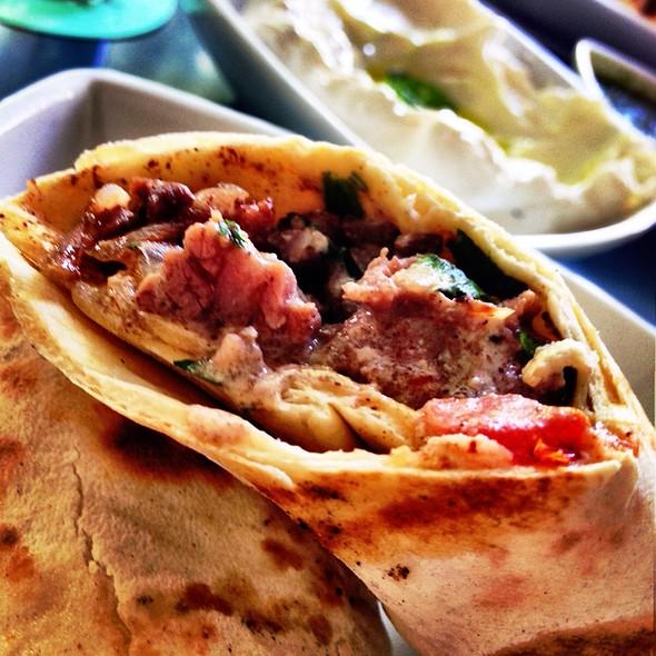 Beef Shawarma @ El Jamil