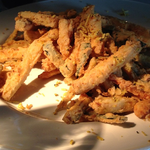 Fried Zucchini - Landry's Seafood House - The Woodlands, The Woodlands, TX