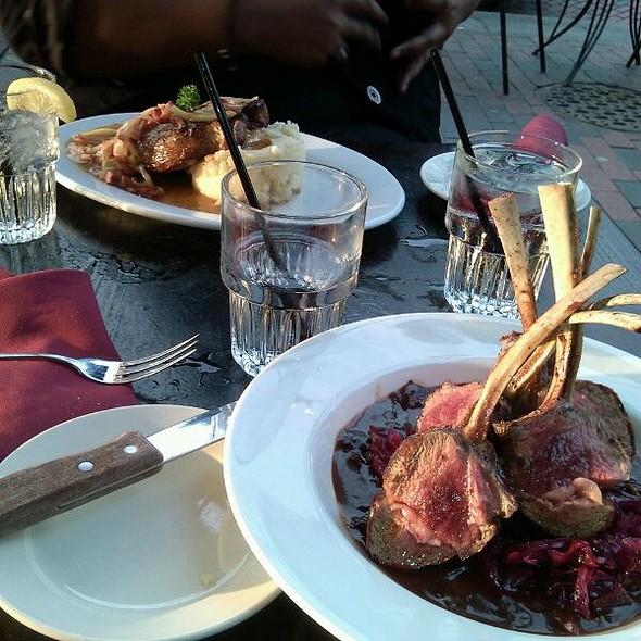 Rack of Lamb & Sweet Cabbage  - Marmont Steakhouse, Philadelphia, PA