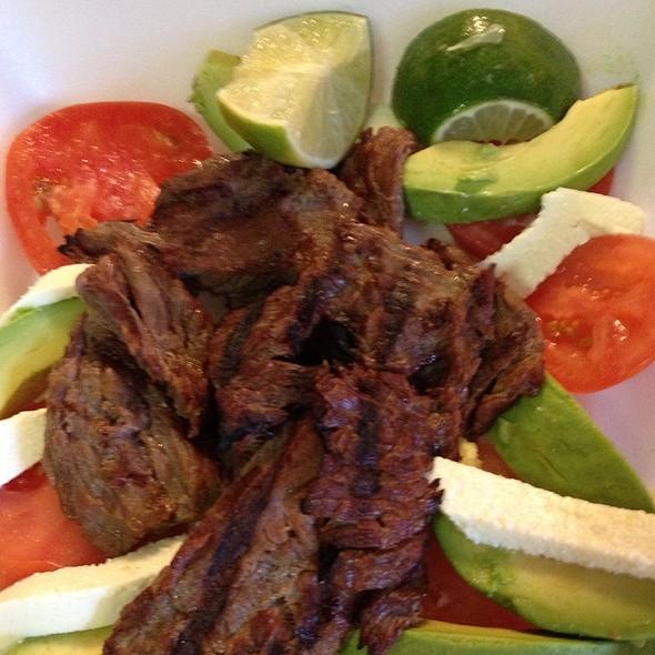 Carne Asada Appetizer @ El Pulgarcito De America
