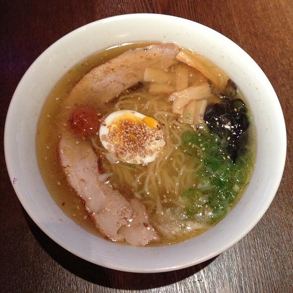 Shio Ramen @ Geko-Tei Japanese Kitchen