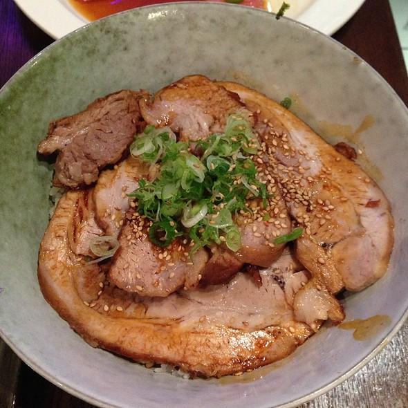 Roast Pork Don @ Geko-Tei Japanese Kitchen