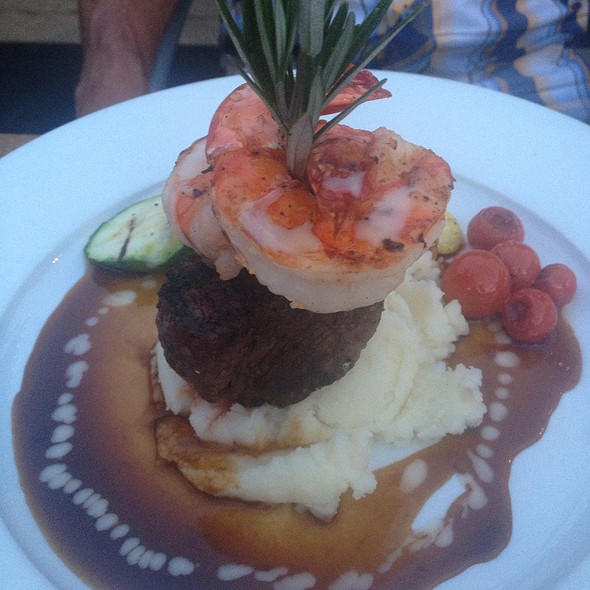 Surf And Turf - Blue Dragon Restaurant, Kamuela, HI