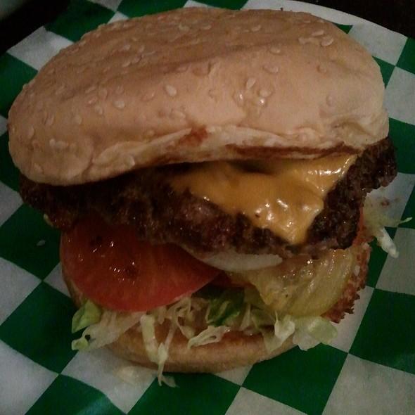 Squealer Burger @ Tookie's Burgers