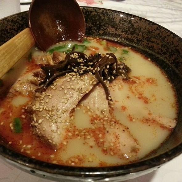 Spicy Char Sui Ramen @ Yotteko-Ya