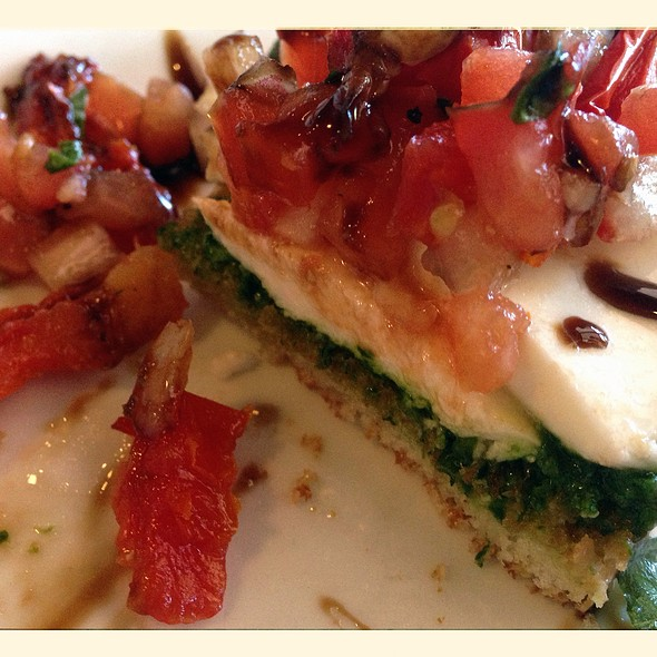 Caprese Bruschetta - Washington Park Grille, Denver, CO
