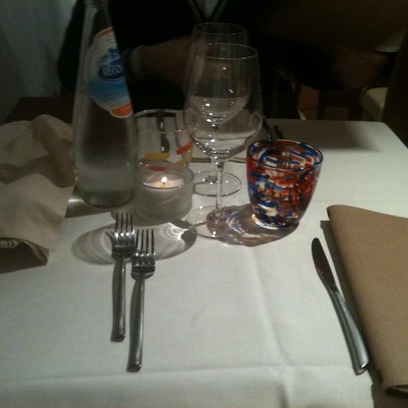 Table Setting @ Il Banco Srl