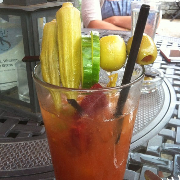 Bloody Mary - Scottish Arms, St. Louis, MO