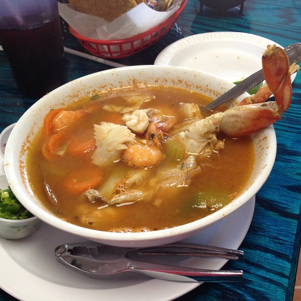 7 Seas Soup @ Isla Del Mar