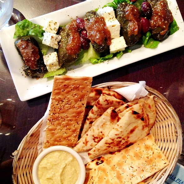 dolmades @ Athena Mediterranean Cuisine