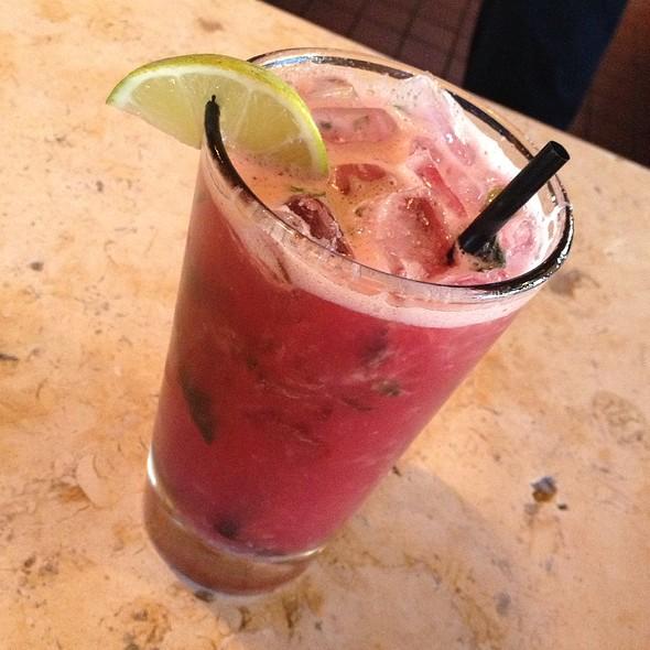 Pomegranate Mojito - Cantina Laredo - Austin, Austin, TX