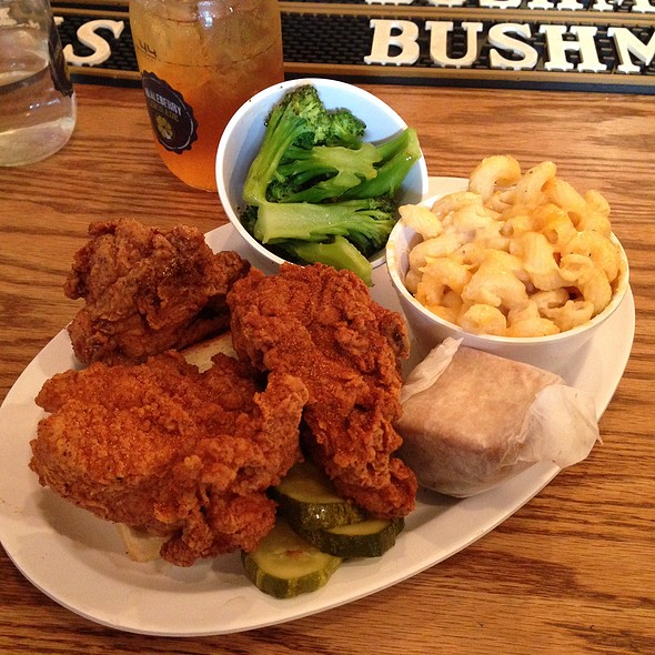 Hot Style Nashville Fried Chicken
