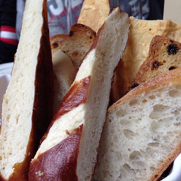 Bread - Chicago Cut Steakhouse, Chicago, IL