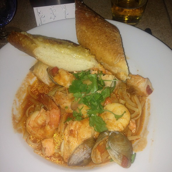 Cioppino @ The Poseidon Restaurant