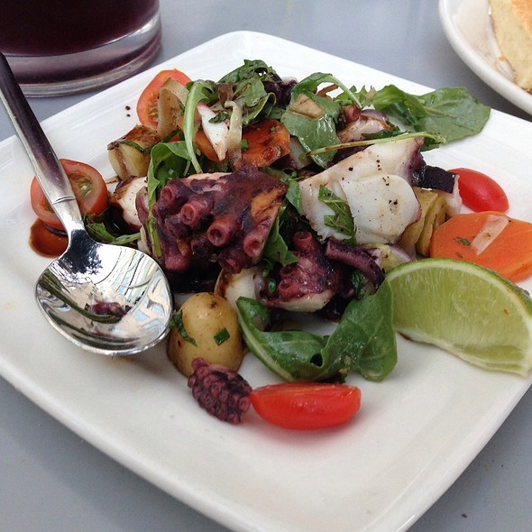 Octopus Salad - Cascal, Mountain View, CA