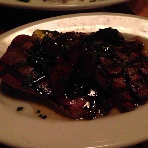 Grilled Veal Tongue - Amis - Philadelphia, Philadelphia, PA