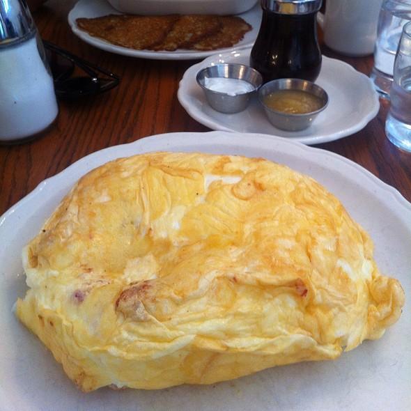 Irish Omelette @ The Original Pancake House