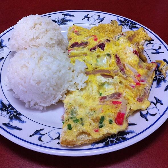 Forty Niner Omelette @ Forty Niner Restaurant