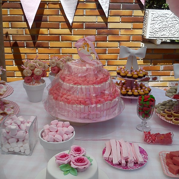 Sweets Table @ Private location