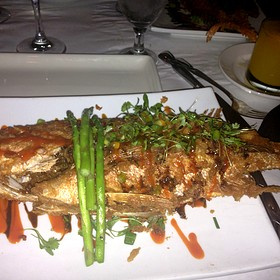 Sauteed Whole Fish Special