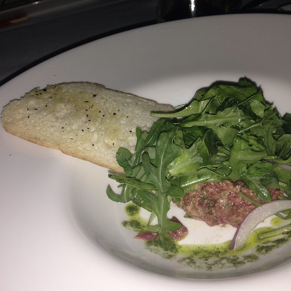 Beef Carpaccio - Firefly - Panama City Beach, Panama City Beach, FL