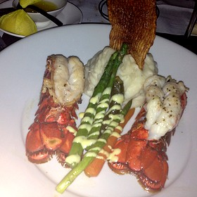 Broiled Lobster Tails - Firefly - Panama City Beach, Panama City Beach, FL