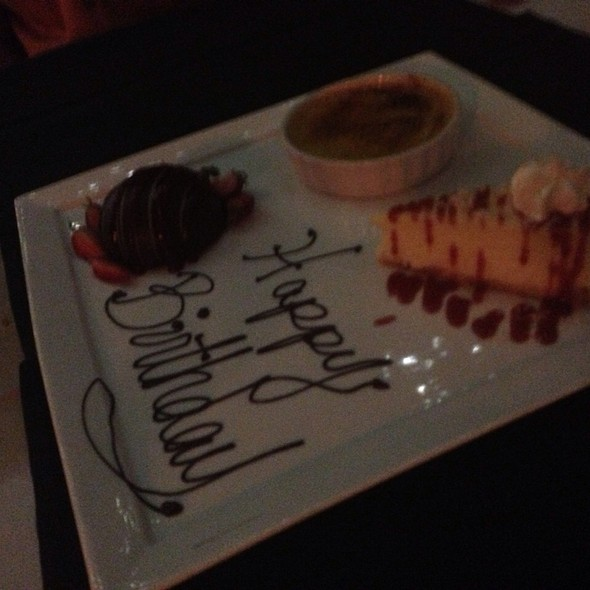 Desserts - Firefly - Panama City Beach, Panama City Beach, FL