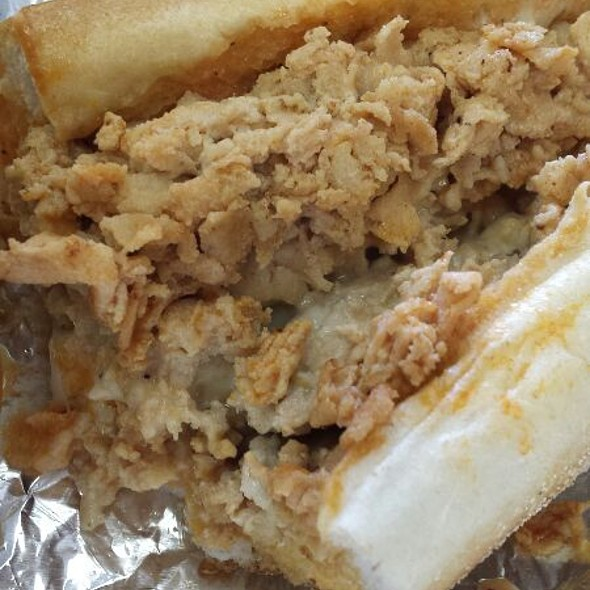 Buffalo Chicken Cheesesteak @ III Illiano's Pizza