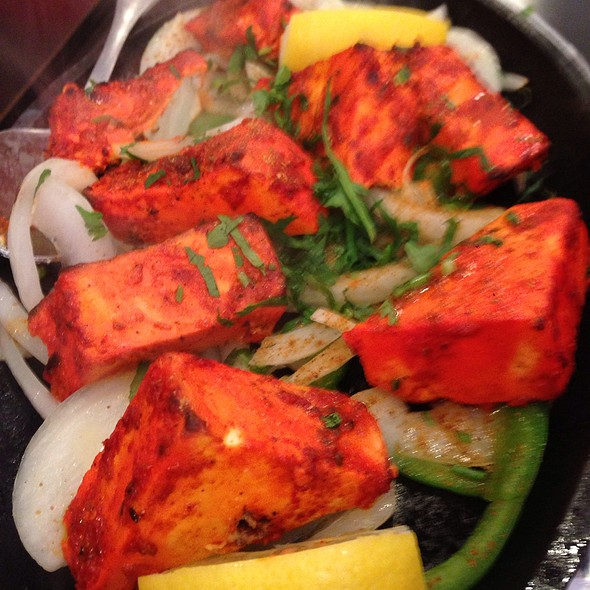 Paneer tikka - Saffron Indian Cuisine Orlando, Orlando, FL