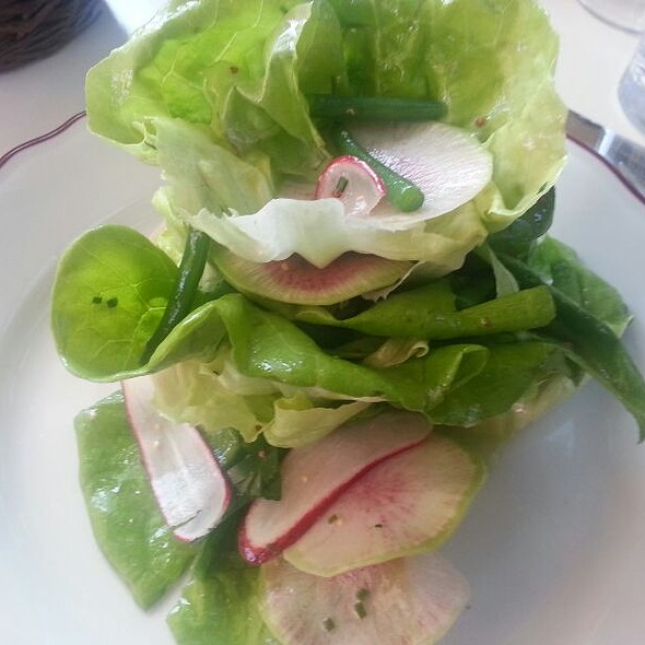 Salade Verte @ Le Diplomate