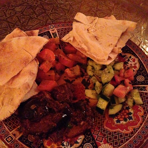 First Course @ Marrakesh