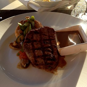 Filet Mignon - Makana Terrace - St. Regis - Hawaii, Princeville, HI