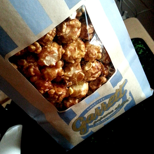 Caremel Crisp @ Garrett Popcorn Shop