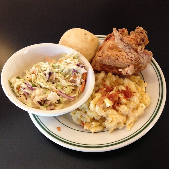 Plate Lunch @ Koininia Coffee House