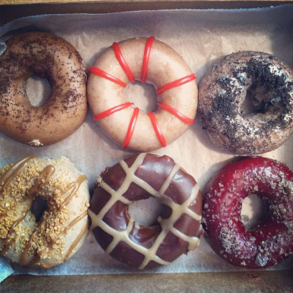 Fancy Donuts @ Federal Donuts