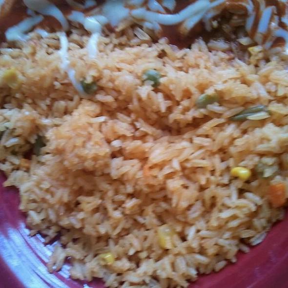 Rice @ El Cozumel