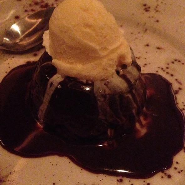 Flourless Chocolate Cake with vani - Wildfire - Tysons Galleria, McLean, VA
