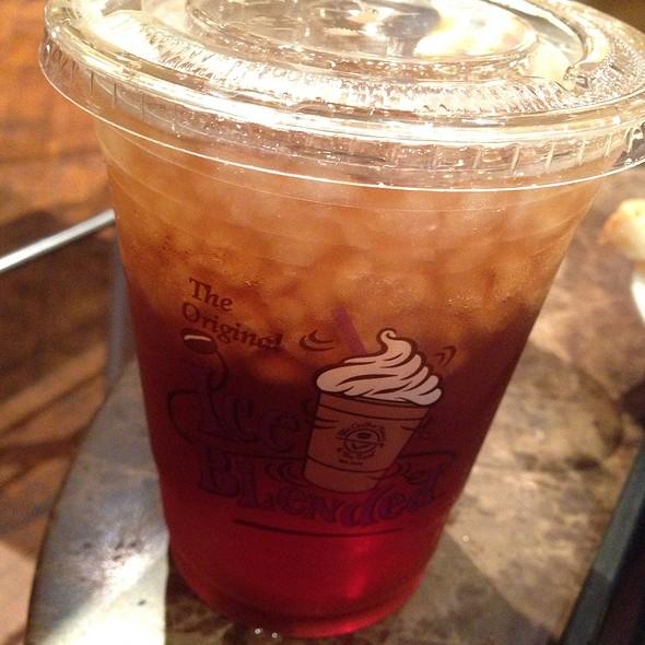 Jasmine Oolong Iced Tea