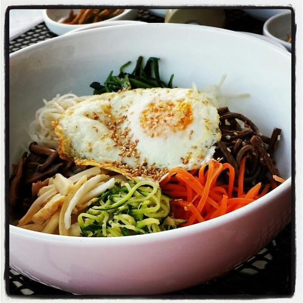 Bibimbop @ Charim Korean Cuisine