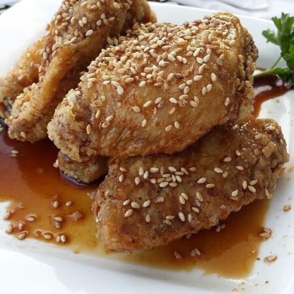 Korean Wings @ Charim Korean Cuisine