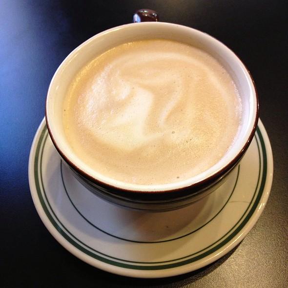 Latte @ Koininia Coffee House