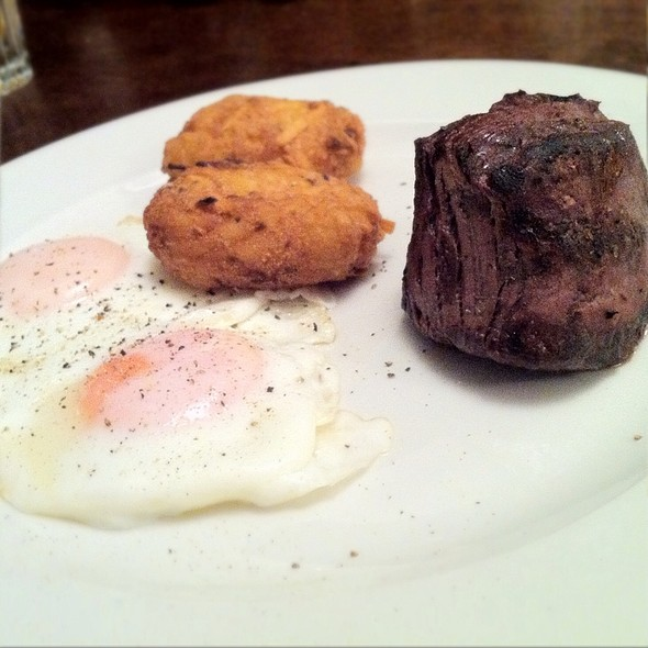 200G Fillet Breakfast