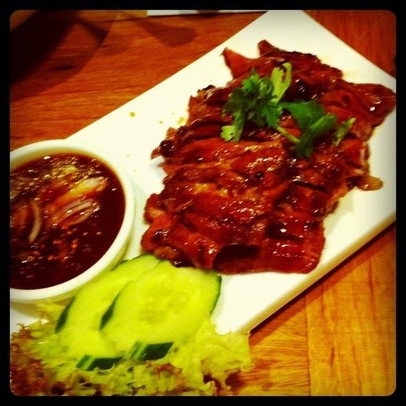 Kor Moo Yang @ Home Thai Restaurant