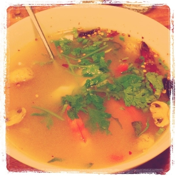 Tom Yum Goong @ Home Thai Restaurant