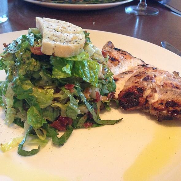 Chopped Salad - Creo Restaurant, Albany, NY