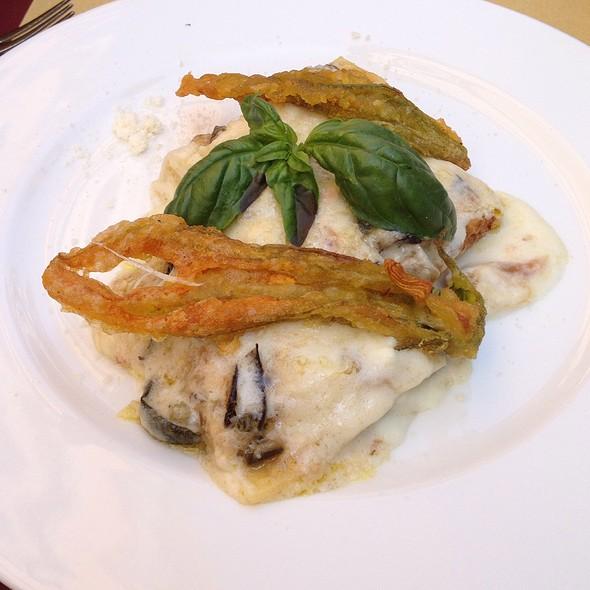Lasagna De Verduras @ Ditirambo